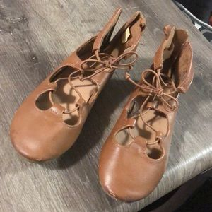 Old navy toddler girl flats size 9